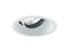 遠藤照明 施設照明LEDユニバーサルダウンライト埋込穴φ125 ARCHIシリーズCDM-TC70W器具相当 2400タイプ61°超広角配光 ナチュラルホワイトERD6681W