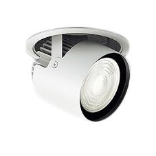 遠藤照明 施設照明LEDダウンスポットライト埋込穴φ125 ARCHIシリーズCDM-T70W器具相当 3000タイプ27°広角配光 アパレルホワイトe 電球色ERD6744W