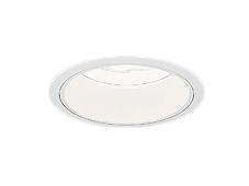 遠藤照明 施設照明LEDベースダウンライト白コーン 埋込穴φ100 RsシリーズFHT42W×2灯用器具相当 2400タイプ52°超広角配光 ナチュラルホワイトERD7169W