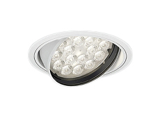 遠藤照明 施設照明LEDユニバーサルダウンライト埋込穴φ125 Rsシリーズ4000/3000タイプ52°超広角配光 温白色ERD7277W