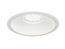 遠藤照明 施設照明LEDベースダウンライト白コーン 埋込穴φ250 Rsシリーズ4000/3000タイプ33°広角配光 ナチュラルホワイトERD7479W