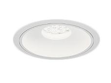 遠藤照明 施設照明LEDベースダウンライト白コーン 埋込穴φ200 RsシリーズFHT42W×2灯用器具相当 2400タイプ33°広角配光 ナチュラルホワイトERD7490W