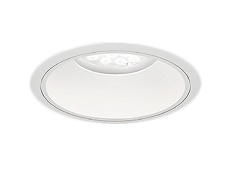 遠藤照明 施設照明LEDベースダウンライト白コーン 埋込穴φ200 Rsシリーズ6500/6000タイプ50°超広角配光 昼白色ERD7567W