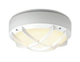 遠藤照明 施設照明LEDアウトドアシーリングライト STYLISH LEDZシリーズ軒下用 フロストクリプトン球40W形相当 電球色ERG5471W