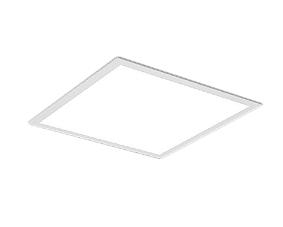 遠藤照明 施設照明LEDスクエアベースライト FLAT BASEシリーズ埋込 フラット乳白パネル 600シリーズFHP45W×3器具相当 11000lmタイプ非調光 昼白色ERK9893WC