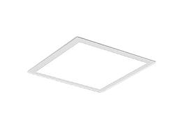 遠藤照明 施設照明LEDスクエアベースライト FLAT BASEシリーズ埋込 フラット乳白パネル 450シリーズFHP32W×3器具相当 6000lmタイプ非調光 ナチュラルホワイトERK9902WC