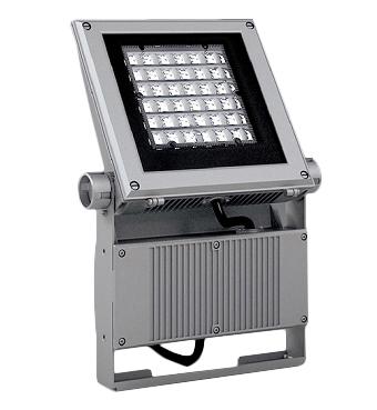 遠藤照明 施設照明LEDアウトドアスポットライト(看板灯)Ssシリーズ CDM-TP150W器具相当 Ss-36横長配光 非調光 ナチュラルホワイトERS3415SA