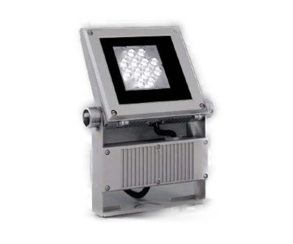 遠藤照明 施設照明LEDアウトドアスポットライト Ssシリーズ Ss-12看板灯 CDM-T35W器具相当 横配光 非調光 ナチュラルホワイトERS3631S