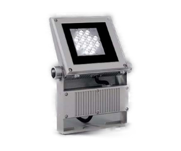 遠藤照明 施設照明LEDアウトドアスポットライト Ssシリーズ Ss-12看板灯 CDM-T35W器具相当 縦配光 非調光 電球色ERS3634S