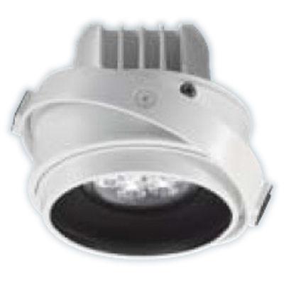 遠藤照明 施設照明LEDユニバーサルダウンライト ARCHIシリーズムービングジャイロシステム 灯体ユニット12V IRCミニハロゲン球50W相当 中角配光25° Rs-7非調光 Ra85 温白色ERS3698WA