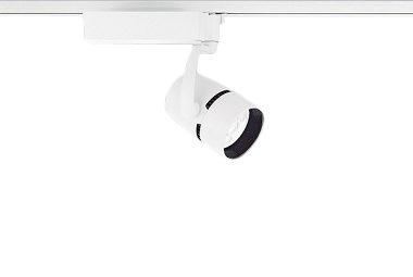 遠藤照明 施設照明LEDスポットライト ARCHIシリーズCDM-TC70W器具相当 2400タイプ超広角配光61° アパレルホワイトe 電球色 非調光ERS4445WB