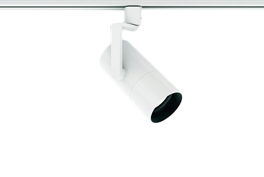 遠藤照明 施設照明LEDグレアレススポットライト ロングフードARCHIシリーズ プラグタイプセラメタプレミアS35W器具相当 2000タイプ広角配光30° アパレルホワイトe 温白色 位相制御調光ERS4997WB