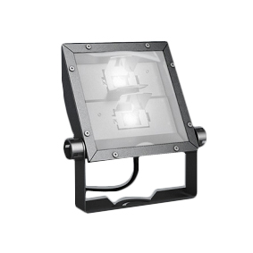 遠藤照明 施設照明軽量コンパクトLEDスポットライト(看板灯)ARCHIシリーズ 10000タイプ メタルハライドランプ150W相当看板用配光(ワイドフラッド) 昼白色ERS5030HA
