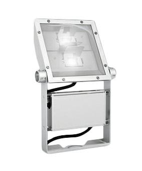 遠藤照明 施設照明軽量コンパクトLEDスポットライト(看板灯)ARCHIシリーズ 10000タイプ メタルハライドランプ150W相当看板用配光(ワイドフラッド) 電球色ERS5201W