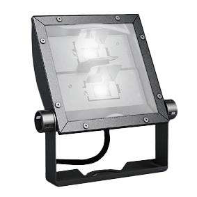 遠藤照明 施設照明軽量コンパクトLEDスポットライト(看板灯)ARCHIシリーズ 6000タイプ CDM-TP150W相当看板用配光(ワイドフラッド) 電球色ERS5207HA