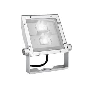 遠藤照明 施設照明軽量コンパクトLEDスポットライト(看板灯)ARCHIシリーズ 6000タイプ CDM-TP150W相当看板用配光(ワイドフラッド) 電球色ERS5207W