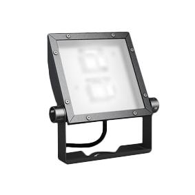 遠藤照明 施設照明軽量コンパクトLEDスポットライト(看板灯)ARCHIシリーズ 6000タイプ CDM-TP150W相当拡散配光 昼白色ERS5208HA