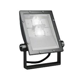 遠藤照明 施設照明軽量コンパクトLEDスポットライト(看板灯)ARCHIシリーズ 4000タイプ CDM-T70W相当看板用配光(ワイドフラッド) 電球色ERS5219H