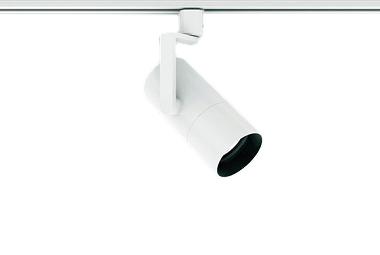 遠藤照明 施設照明LEDグレアレススポットライト ロングフードARCHIシリーズ プラグタイプセラメタプレミアS35W器具相当 2000タイプ広角配光30° ナチュラルホワイト 位相制御調光ERS5895WB