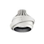 遠藤照明 施設照明LEDムービングジャイロシステム ARCHIシリーズCDM-R35W器具相当 1400タイプ30°広角配光 アパレルホワイトe 電球色ERS6044W
