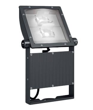遠藤照明 施設照明LED軽量コンパクトスポットライト看板灯 ARCHIシリーズメタルハライドランプ400W器具相当 15000タイプ看板用配光 昼白色 非調光ERS6055H