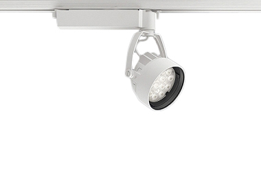 遠藤照明 施設照明LEDスポットライト RsシリーズセラメタプレミアS35W器具相当 2400タイプナローミドル配光17° ナチュラルホワイト 非調光ERS6168W