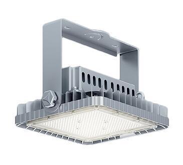 遠藤照明 施設照明LED耐塩軽量フラッドライト 高天井用電源内蔵 FLOODシリーズ水銀ランプ700W器具相当 20000lmタイプ広角配光28° 昼白色ERS6374S
