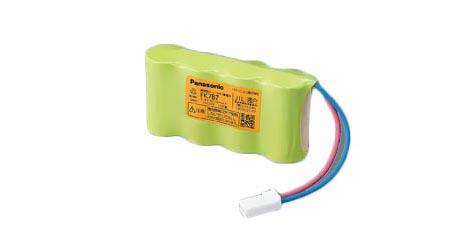 パナソニック Panasonic 施設照明部材防災照明 非常用照明器具 交換用ニッケル水素蓄電池FK787