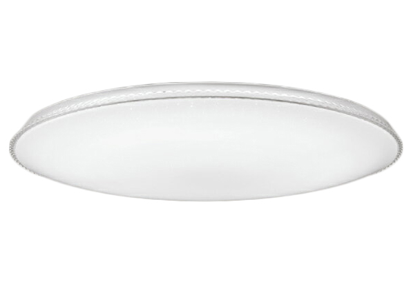 東芝ライテック 照明器具マルチカラーLEDシーリングライト キラキラRING調光・調色 間接光LEDH81719X-LC【~8畳】