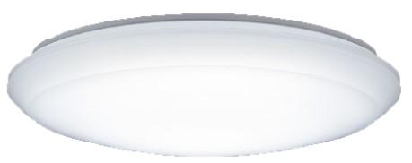東芝ライテック 照明器具LEDシーリングライト 昼白色壁スイッチ切り換えタイプLEDH82381W-LD【~12畳】