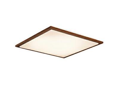 東芝ライテック 照明器具LED高演色シーリングライト <キレイ色-kireiro->Woodire Medium 調光・調色LEDH82748-LC【~12畳】