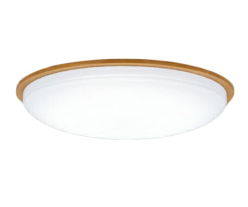 東芝ライテック 照明器具LEDシーリングライトWoodcle 調光・調色LEDH84455-LC【~10畳】