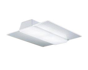 パナソニック Panasonic 照明器具LEDシーリングライト パネルシリーズ AIR PANEL LED調光・調色 角型タイプ 麻の葉柄パネルLGBZ2188【~10畳】