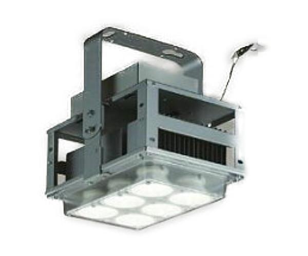 大光電機 施設照明LEDベースライト パワーシーリングメタルハライドランプ400W相当 電源内蔵60°広角形 昼白色LZB-92828WS