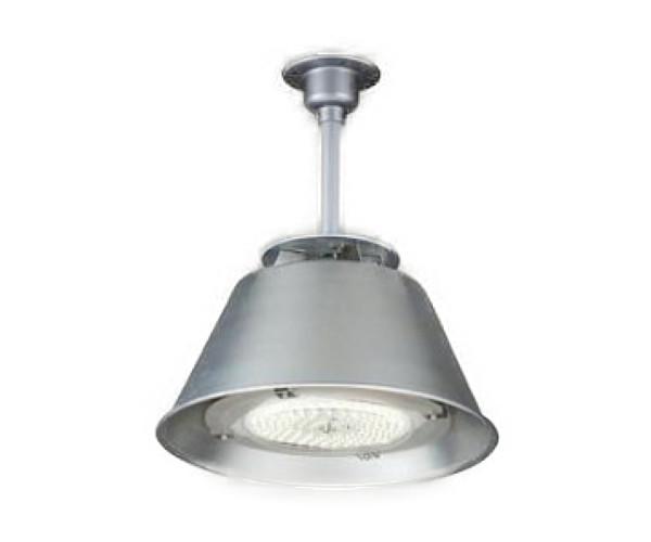 大光電機 施設照明LEDベースライト パワーシーリングメタルハライドランプ400W相当 軽量タイプ電源別置タイプ 70° 昼白色LZB-92840WS