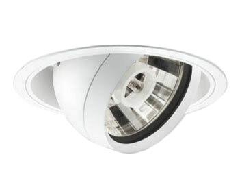 マックスレイ 照明器具INFIT LEDユニバーサルダウンライト 高演色中角 電球色 HID50WクラスMD20672-00-90