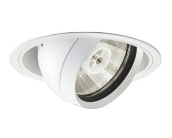 マックスレイ 照明器具INFIT LEDユニバーサルダウンライト 高効率広角 電球色 HID50WクラスMD20683-00-90