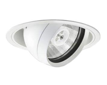 マックスレイ 照明器具INFIT LEDユニバーサルダウンライト 高効率広角 温白色 HID50WクラスMD20683-00-95