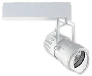 マックスレイ 照明器具基礎照明 LEDスポットライト HID35Wクラス狭角(プラグタイプ) 温白色(3500K) 非調光MS10337-80-95