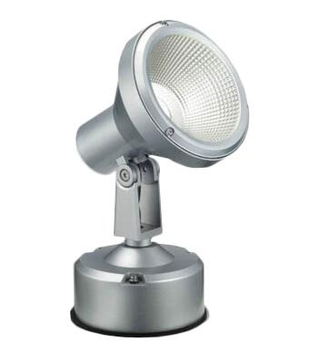 マックスレイ 照明器具屋外照明 LEDスポットライト HID35Wクラス広角 電球色(3000K) 非調光MS10401-40-91