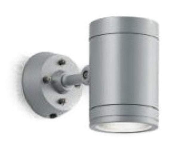 マックスレイ 照明器具屋外照明 LEDスポットライト φ110 低出力タイプ広角 電球色(2700K) 非調光 HID35WクラスMS10427-40-90