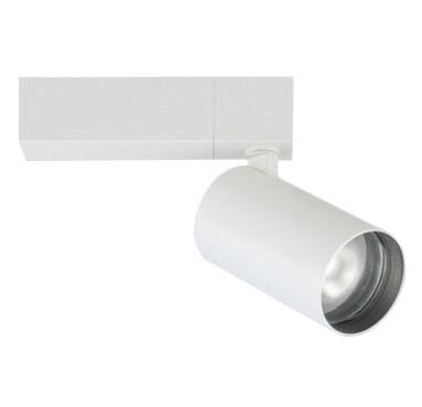 マックスレイ 照明器具基礎照明 CYGNUS LEDスポットライト高出力タイプ 狭角 プラグタイプHID20Wクラス 電球色(3000K) 連続調光MS10470-80-91