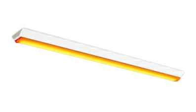 三菱電機 施設照明LEDライトユニット形ベースライト Myシリーズ40形 FLR40形×2灯節電タイプ イエロータイプ 固定出力 段調光直付形 逆富士タイプ 150幅 全長1250(リニューアルサイズ)黄色MY-V440332/Y AHTN