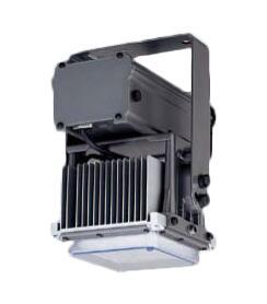 パナソニック Panasonic 施設照明特殊環境用LED高天井用照明器具 昼白色 天井直付型マルチハロゲン灯250形器具相当(1300形) 広角タイプ 防噴流・耐塵型 定格出力初期照度補正型NNY20006LF9
