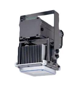 パナソニック Panasonic 施設照明特殊環境用LED高天井用照明器具 昼白色 天井直付型マルチハロゲン灯400形器具相当(2000形) 広角タイプ 防噴流・耐塵型 定格出力初期照度補正型NNY20016LF9