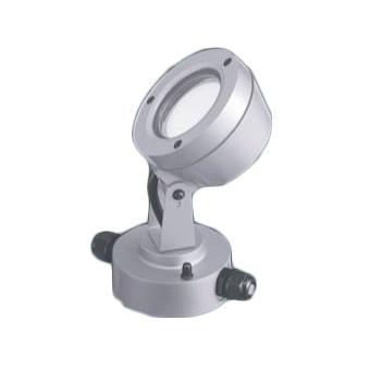 パナソニック Panasonic 施設照明LEDスポットライト 温白色 ビーム角45度広角タイプ 防雨型 パネル付型 100形110Vダイクール電球130形1灯器具相当NNY24121SKLE9
