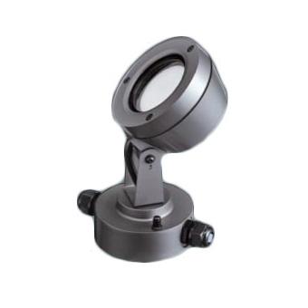 パナソニック Panasonic 施設照明LEDスポットライト 電球色 ビーム角45度広角タイプ 防雨型 パネル付型 100形110Vダイクール電球130形1灯器具相当NNY24122HKLE9