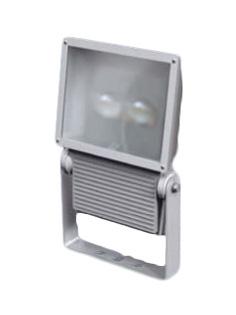 パナソニック Panasonic 施設照明屋外スポーツ照明 LED投光器 電球色 ポール取付型広角タイプ配光 防雨型 パネル付型CDM-TD70形1灯器具相当NNY24902LE9