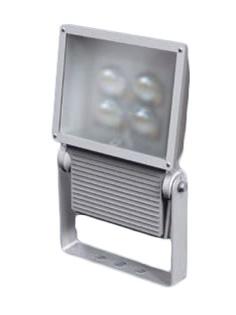 パナソニック Panasonic 施設照明屋外スポーツ照明 LED投光器 昼白色 ポール取付型広角タイプ配光 防雨型 パネル付型水銀灯250形1灯器具相当/CDM-TD150形1灯器具相当NNY24920LE9