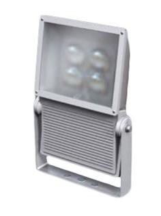 パナソニック Panasonic 施設照明屋外スポーツ照明 LED投光器 昼白色 ポール取付型広角タイプ配光 防雨型 パネル付型水銀灯400形1灯器具相当NNY24930LE9